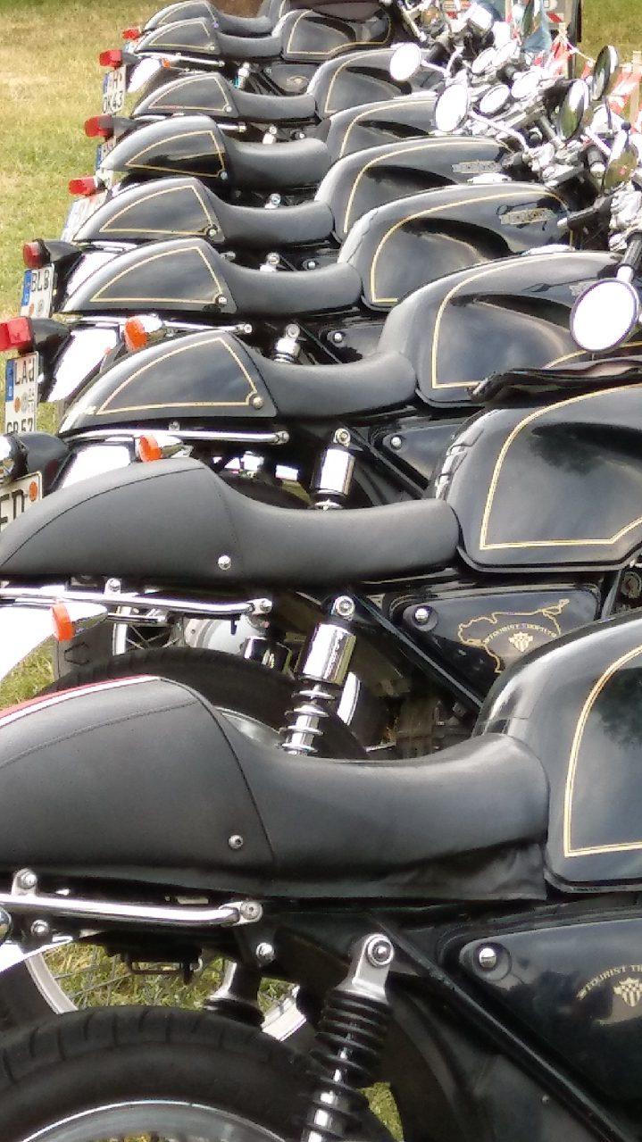 Honda Clubman Heckparade